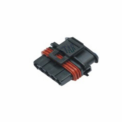 Auto Bosch 5 ways female harness connector ST7056B-3.5-21