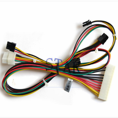 customized molex connector electronic wire harness